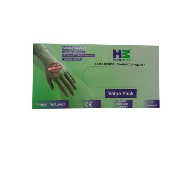 Home Medix Medical Examination Gloves