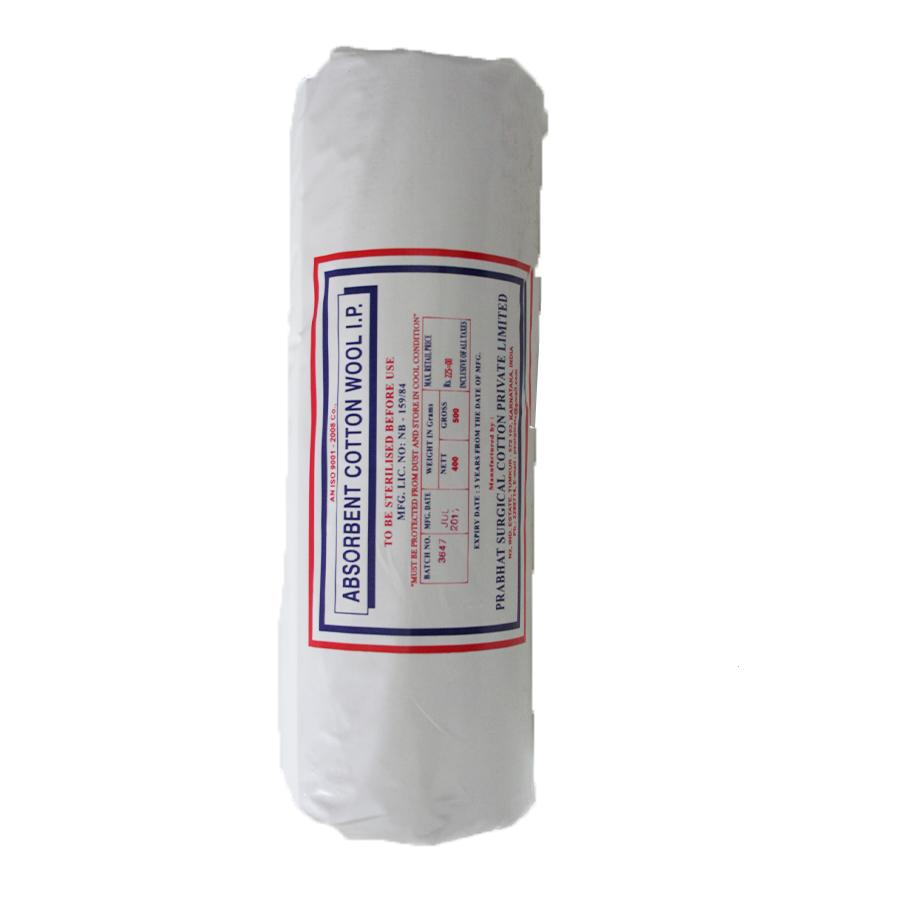 Buy Online Prabhat Absorbent Cotton Roll