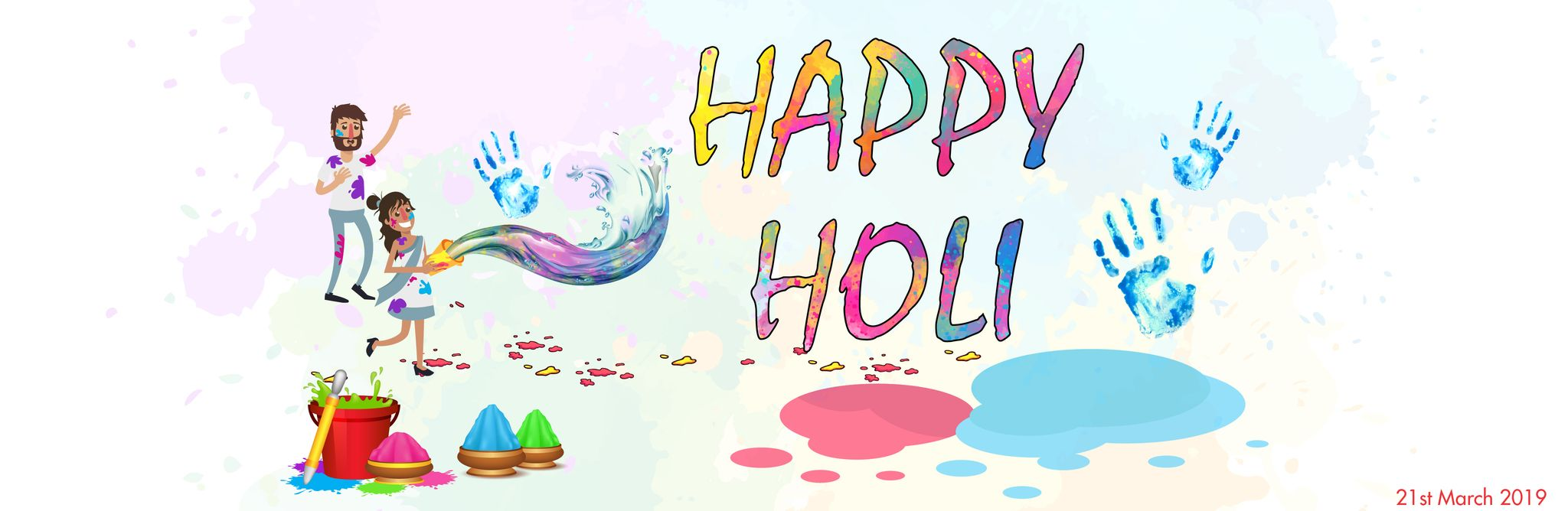 Happy Holi Wishes from Health Heal