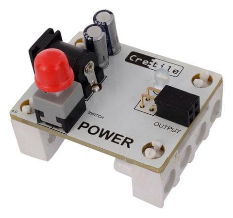 Cretile Power Module