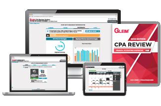 Financial (FAR) - Gleim CPA Review Traditional