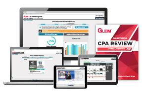 Auditing (AUD) - Gleim CPA Review Premium