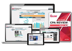 Regulation (REG) - Gleim CPA Review Premium