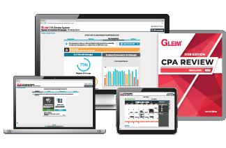 Regulation (REG) - Gleim CPA Review Traditional