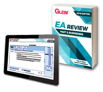 Gleim EA Textbook & Test Prep - Part 2