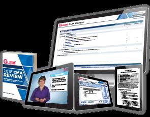 Gleim CMA Review System - Premium - Part 1