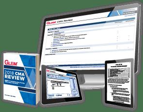 Gleim CMA Review System - Traditional - Part 1