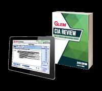 Gleim CIA Books & Test Prep - Part 3