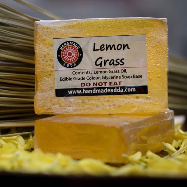 Aromatic Lemongrass Soap