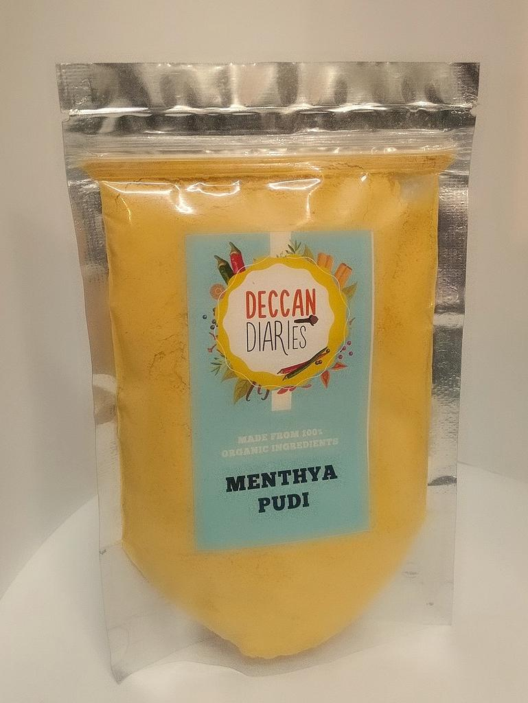 Menthya Pudi Organic