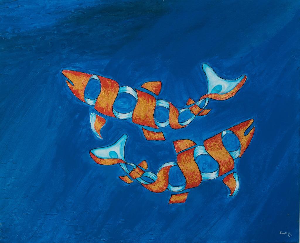 Aqua Painting