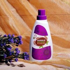 BUBBLENUT WASH – PURE SOAPNUT LIQUID – SILK & WOOLEN WASH 500 ml
