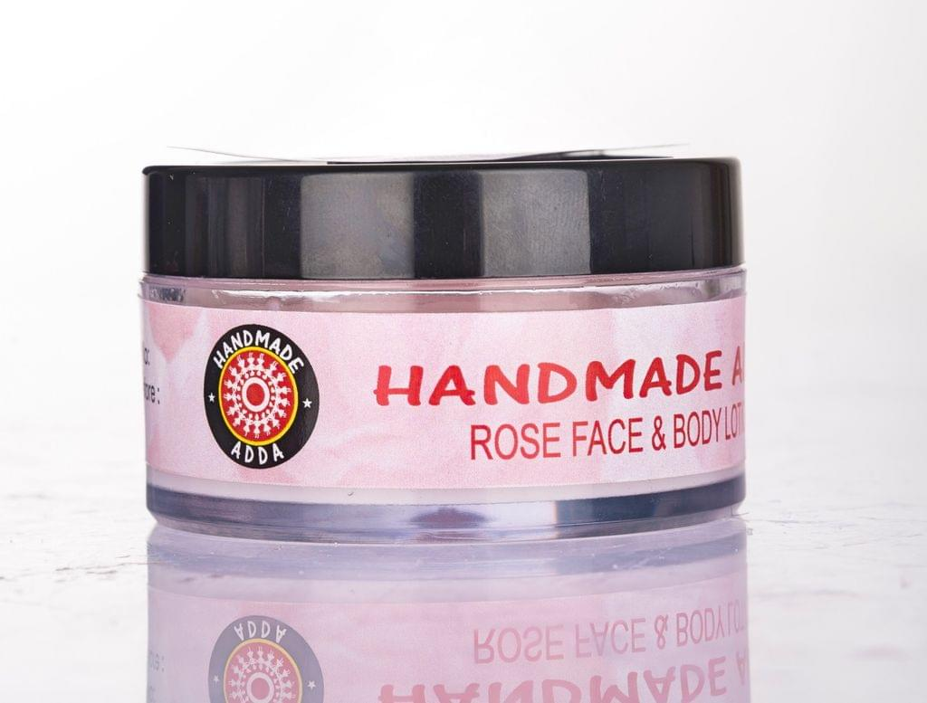 Rose Face & Body Lotion 40gms