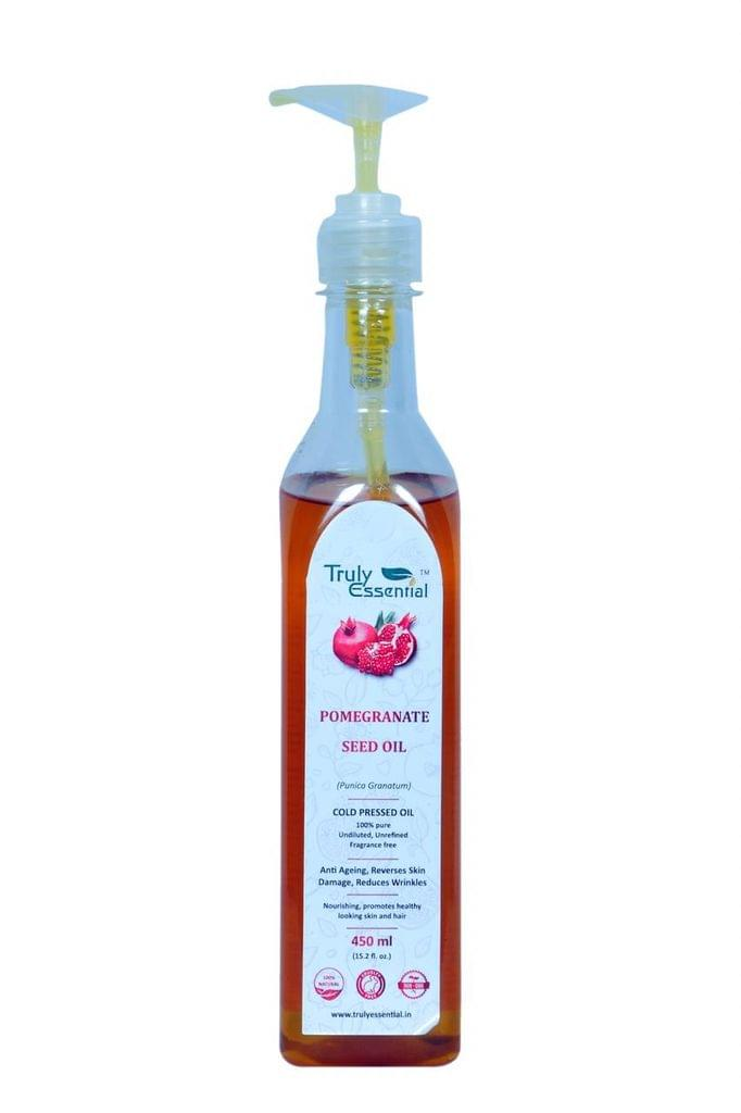 Pomegranate Seed Oil (450ml) Cold Pressed