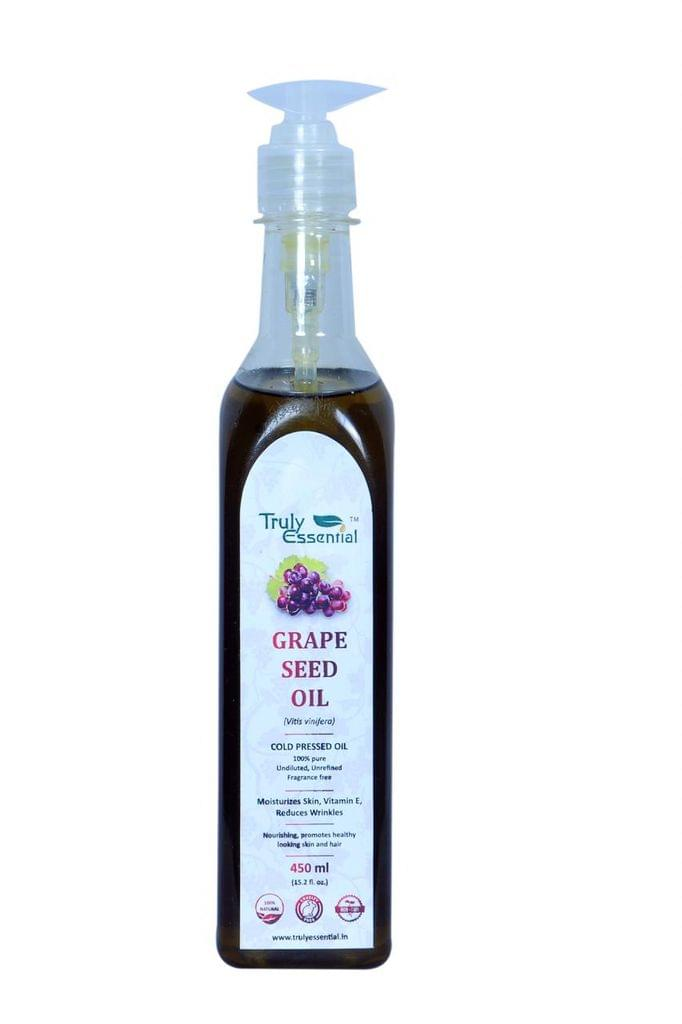 Grapeseed Oil (450ml) Cold Pressed