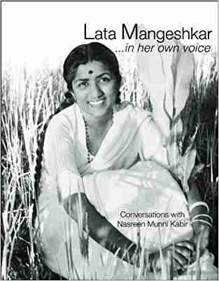 Lata Mangeshkar in her own voice
