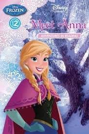 Meet Anna - Frozen