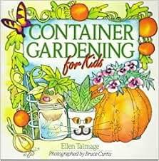Container Gardeining for Kids