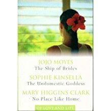 3 in 1 - The Ship of Brides, The Undomestic Goddess, No Place Like Home