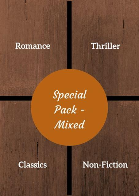 Special Pack of 4 Books - Mixed