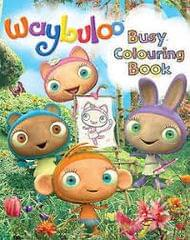 Waybuloo Busy Colouring Book