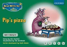 2 in 1 - Pip's Pizza and Stitch the Witch