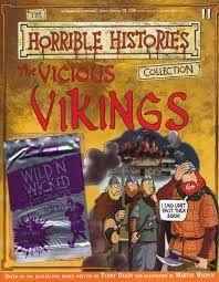 Horrible Histories - Vicious Vikings