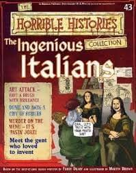 Horrible Histories - The Ingenious Italians