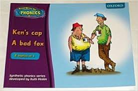 2 in 1 - Ken's Cap and A Bad Fox