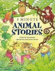 3 Minute Animal Stories