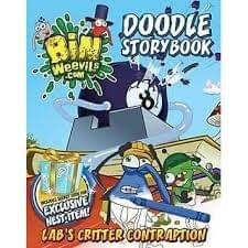 Doodle Storybook - Lab's Critter Contraption