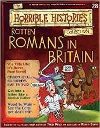 Horrible Histories - Rotten Romans in Britain