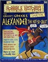 Horrible Histories - The Groovy Greeks Alexander The Not So Great