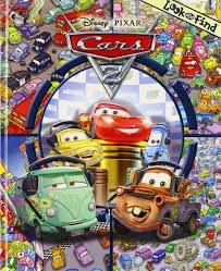Cars 2 - Look and Find