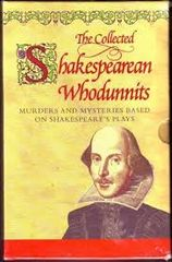 Box set of The Collected Shakepearean Whodunnits