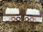 Cream Soap with Red Sandalwood & Oudh