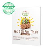 Organic Ragi Laddoo for Kids - 200 gms