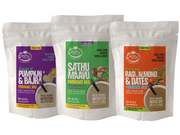 Organic Fresh Porridge Mixes - 50 gms (Combo Trial Pack)