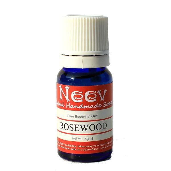 Rosewood Essential Oil 8 gms