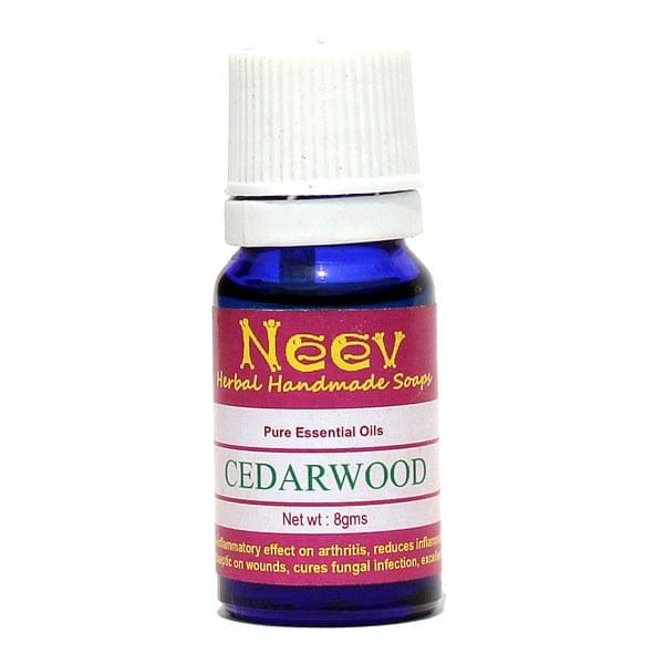 Cedarwood Essential Oil 8 gms