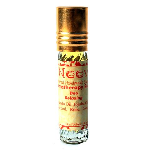 Aromatherapy Relaxing Rollon Deo 5 ml