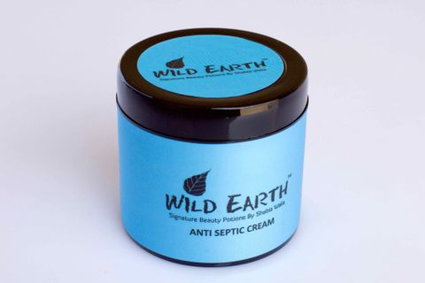 All Natural Anti Septic Cream, 100 gms
