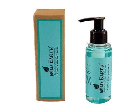 Oceanic Calm Body Wash, 100 ml