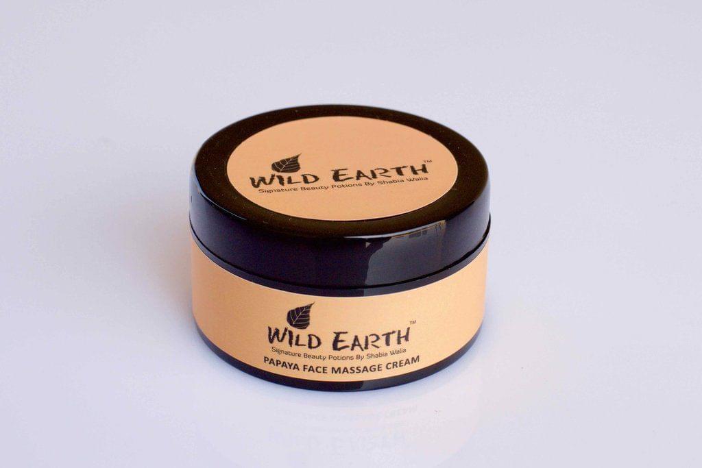 Papaya Face Massage Cream, 50 gms
