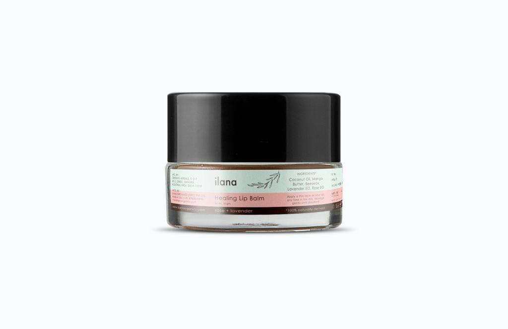 Healing Lip Balm with Lavender - 10 gm