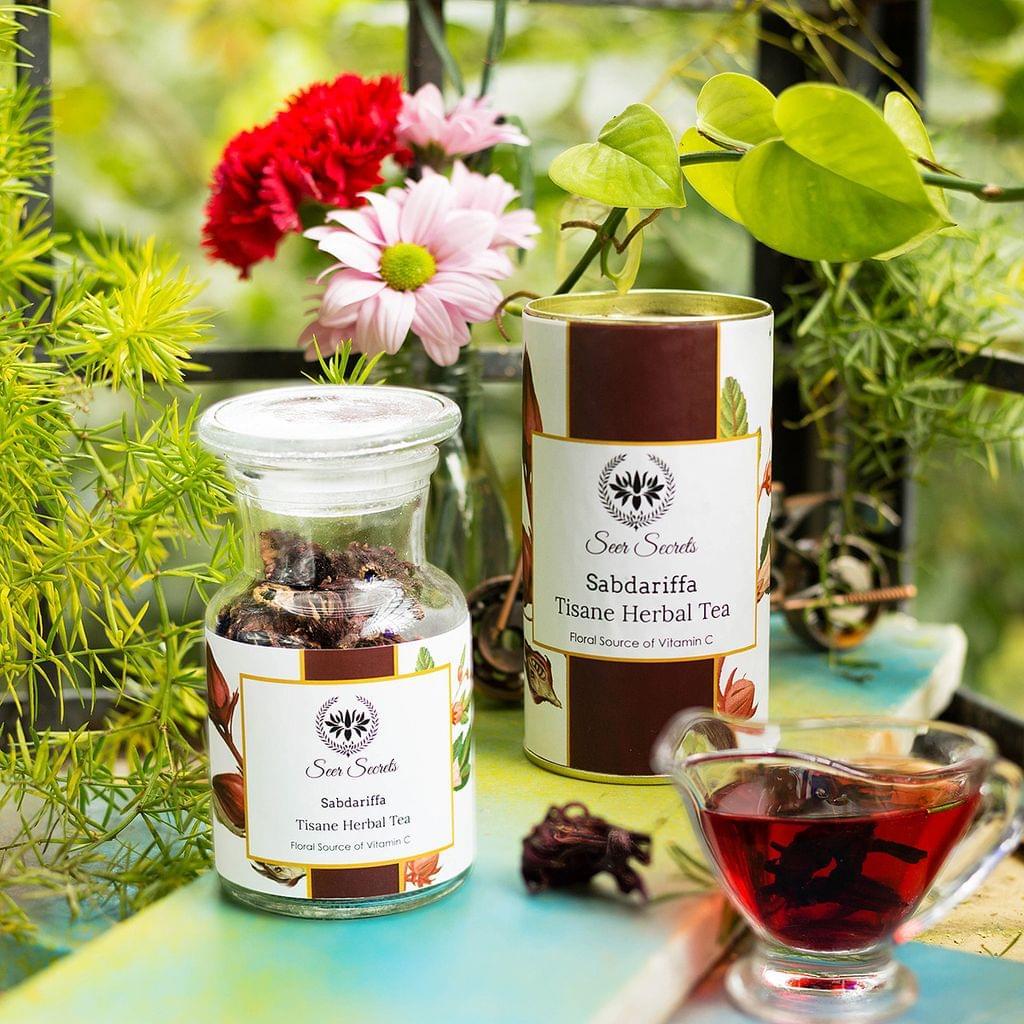 Sabdariffa Tisane Herbal Tea - 20 gm