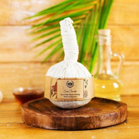 Ayurvedic Herb Healing Potli Compress - 150 gm