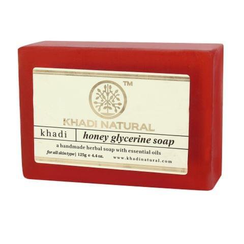 Honey Glycerin Soap - 125 gm