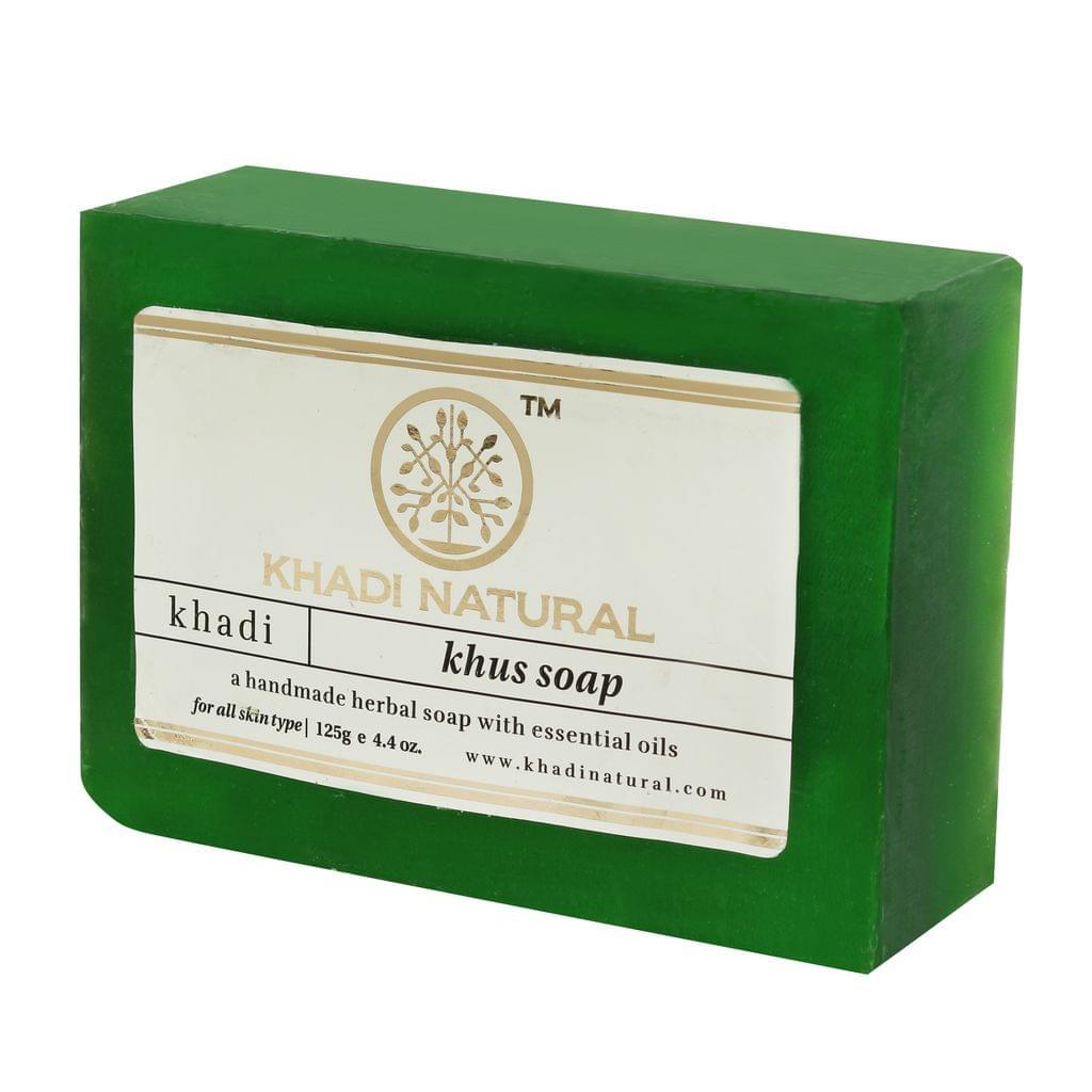Khus Soap - 125 gm
