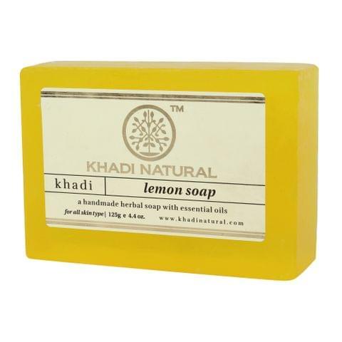 Lemon Soap - 125 gm